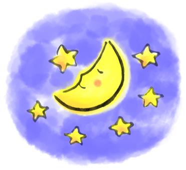 The moon 3
