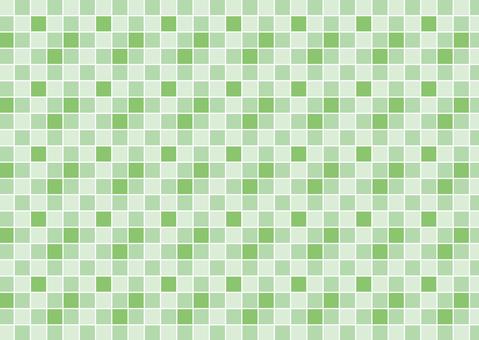 Mosaik ◆ Grün