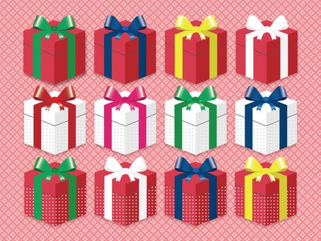 Present (Christmas and birthday) set