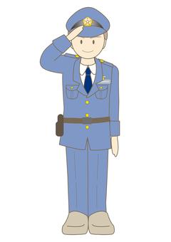 Officer B