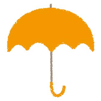 Umbrella _ yellow
