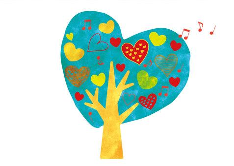 Tree 06_02 (Heart)