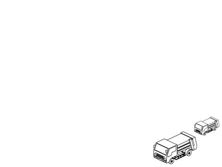 Garbage Collection Car Wallpaper 3