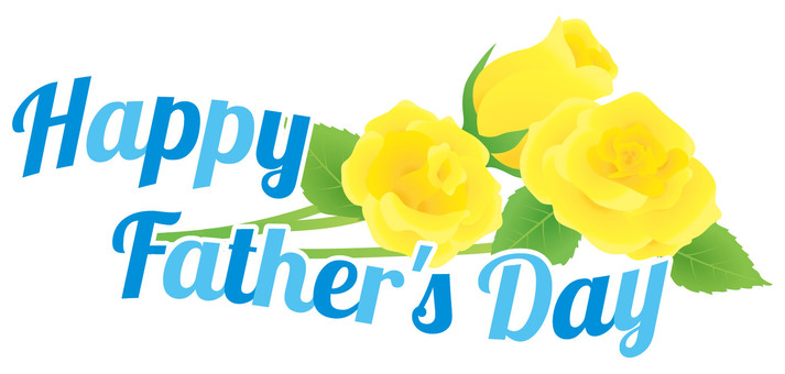 Father's Day Title Logo 01