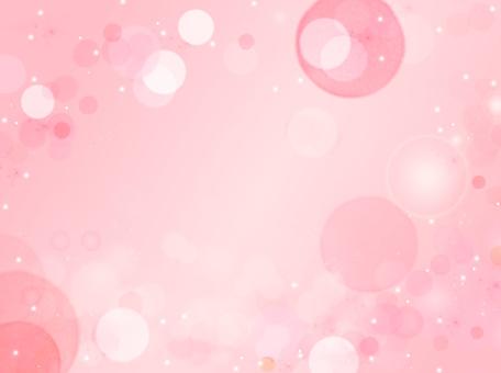 반짝이 질감 핑크
