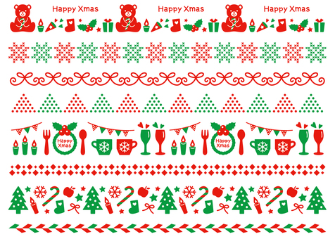 Christmas decoration line (2)
