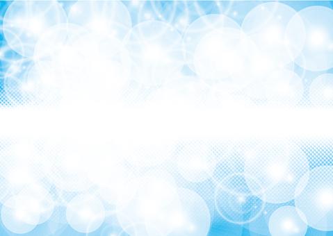 Blue sparkle 44