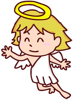 天使的例證