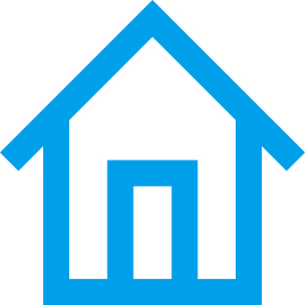 House _ Icon _ 01 _ light blue