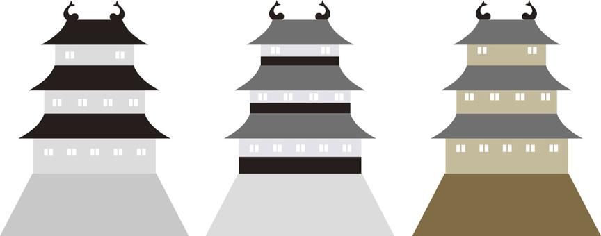 일본의 성