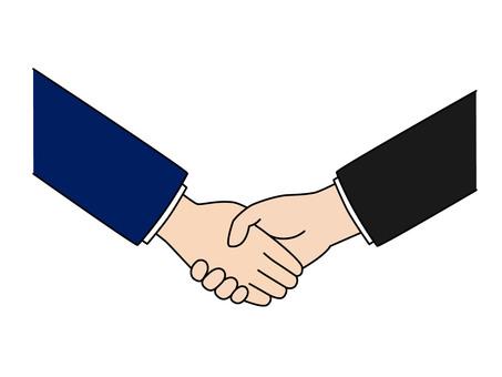 Handshake (Male × Male)