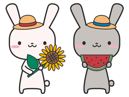 Rabbit Summer