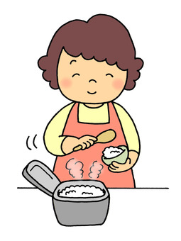 Cook (rice)