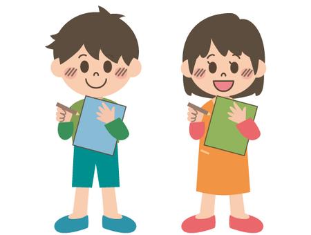 兒童插畫(備忘錄)