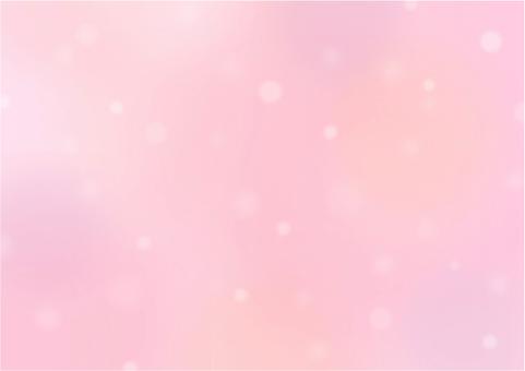 漸變粉紅色