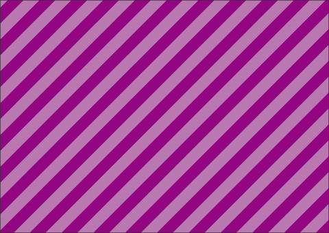 Stripe diagonal purple