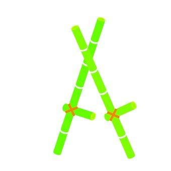 Stilts (green) 1