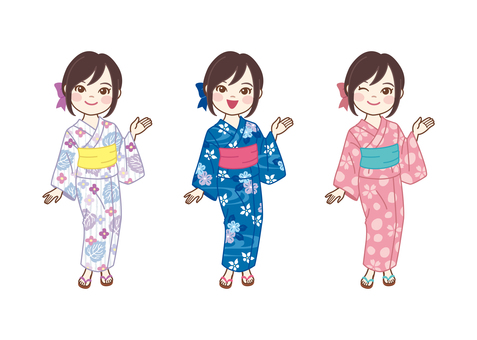 Yukata Girls_3