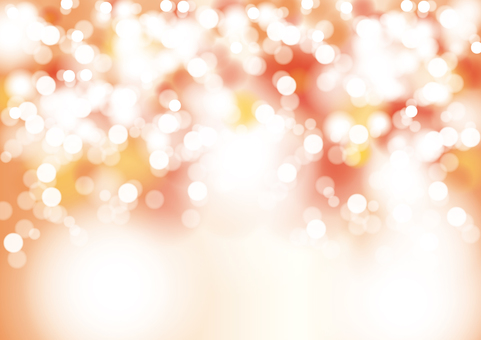 Glitter blur background autumn color