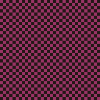 Japanese pattern background material Checkered pattern black pink