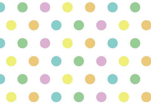 Polka dot pattern 2