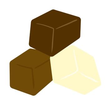 생 초콜릿
