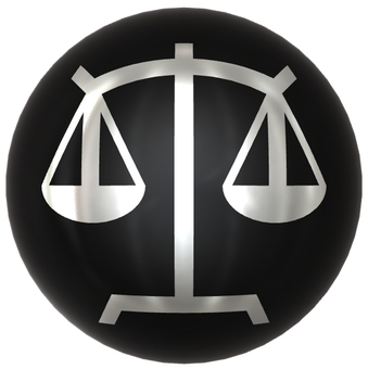 Balance mark