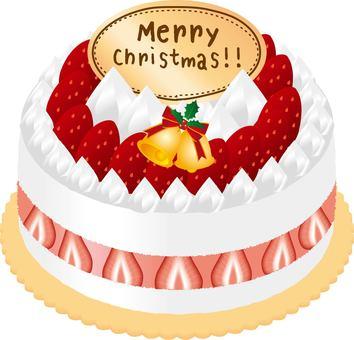 크리스마스 케이크 3 ~ F 형 ~