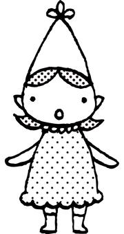 Fairy children - girls