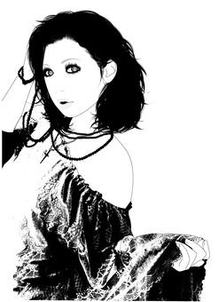 Female illustration 59