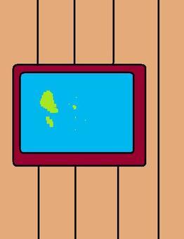 사우나 텔레비전 방송