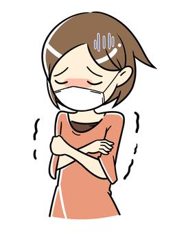 Mask, flu, flu