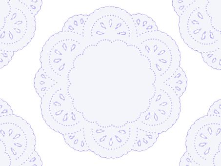 Lace circle 1