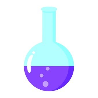 Flask (purple)