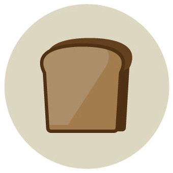 Whole bread bread