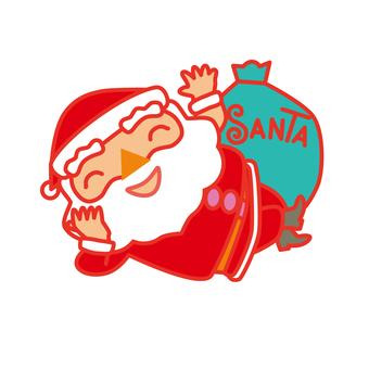Christmas - santa - 06