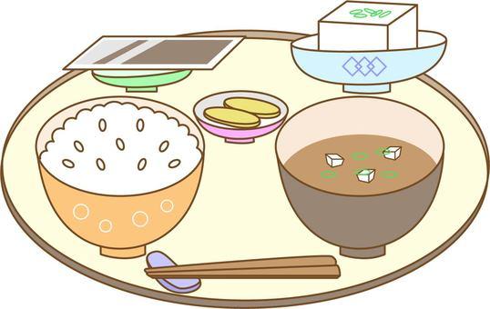 Food and food