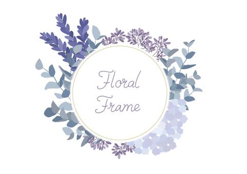 Flower frame 01-04