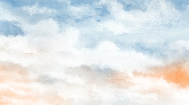 Watercolor sky-3
