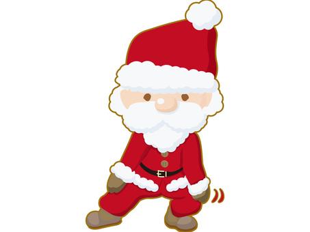 Santa Claus Preparation Movement