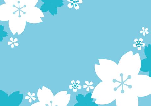Spring frame 014