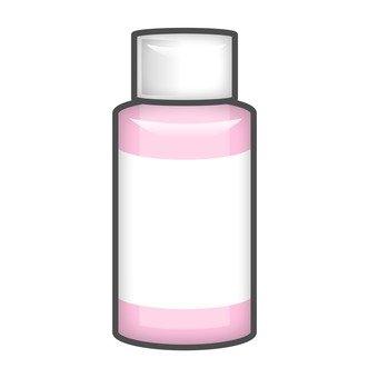 병 _ 밝은 핑크