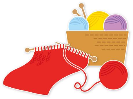 Item yarn (hand-knitting)