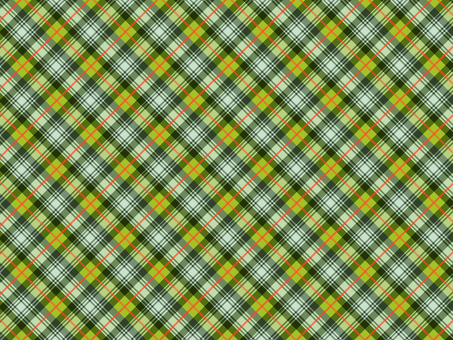 Green and red check pattern