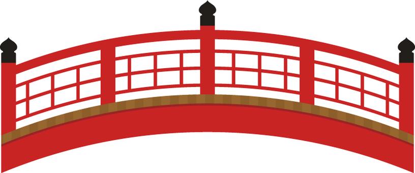 赤い橋_アーチ