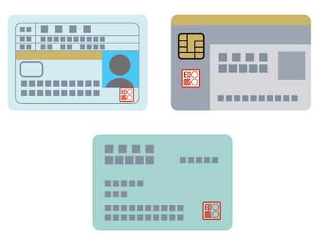 Certificate cards