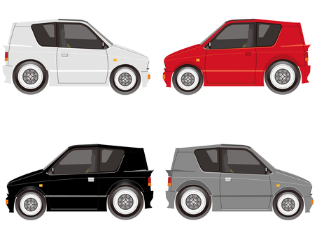 Showa's mini car