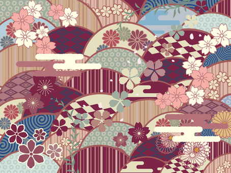 Japanese Pattern Modern Pattern
