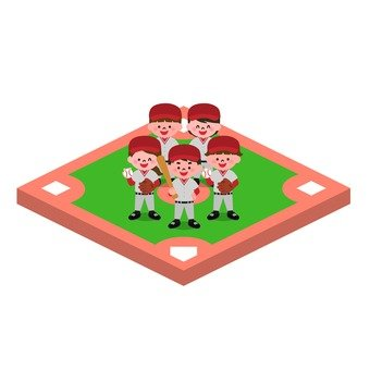 Baseball and children