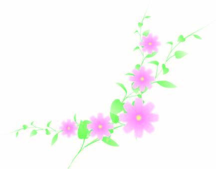 Flower & Leaf 2
